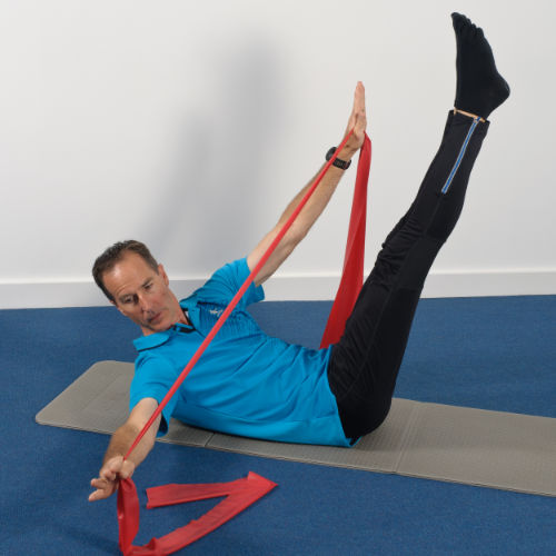 Martin Brookes Pilates teacher